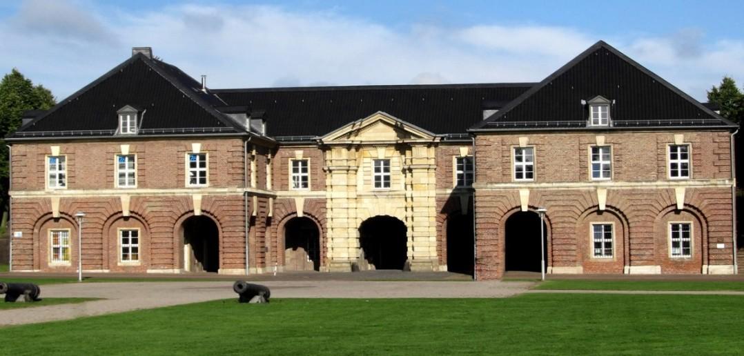 5. Zitadelle in Wesel (Niederhein)