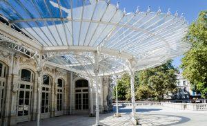 Eine der ganz großen Sehenswürdigkeiten von Vichy ist die Opera de Vichy. (#3)