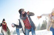 Schnee in der Auvergne: Familienurlaub in Frankreich