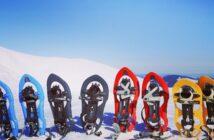 Per Schneeschuhe durch die Auvergne: Familienurlaub im Winter