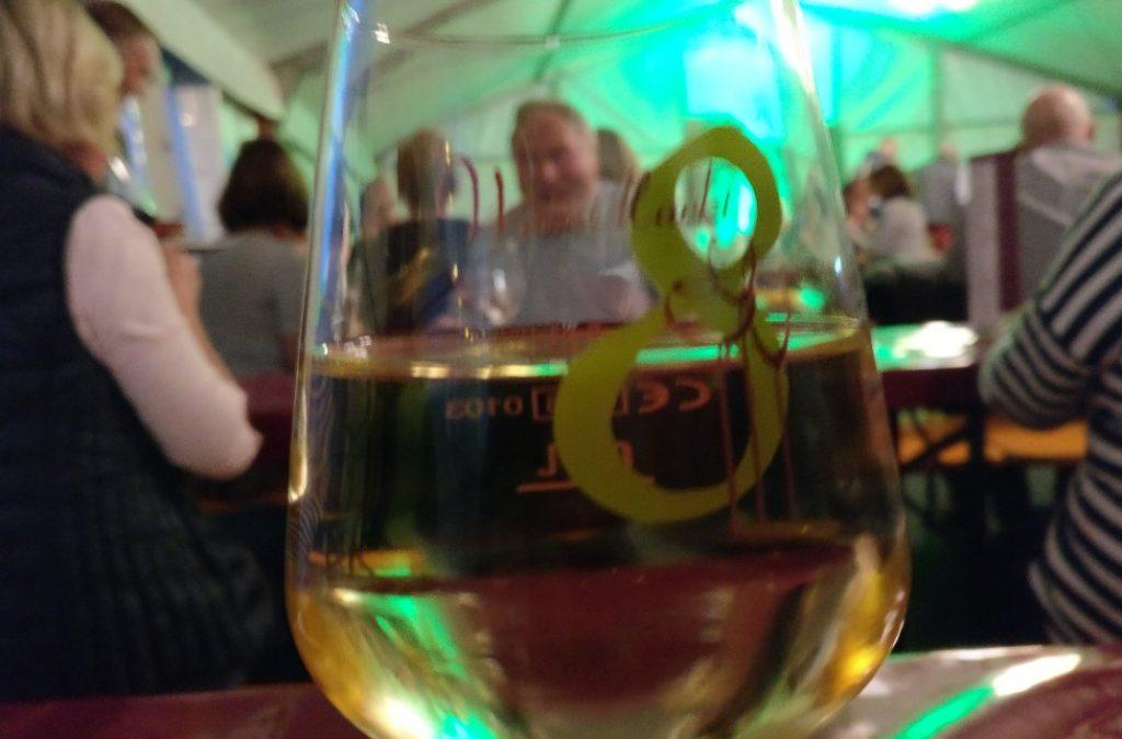 Ein Vino - ohne Namen, aber mit Geschmack.