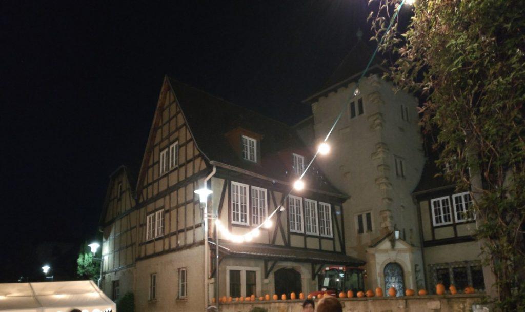 Lichter am Johannishof