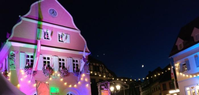 Fest des jungen Weines in Gau-Algesheim