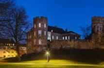 Schloss Frankenberg: Das Weinschloss bei Weigenheim