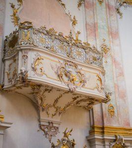 """Das Klosterhotel """"Ludwig der Bayer"""" widerspiegelt Stil und Pracht des Klosters Ettal. (#2)"""
