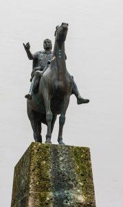 König Lugwig der Bayer ist untrennbar mit dem Kloster Ettal verbunden. (#1)