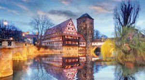 Die Stadt Nürnberg mit ihrer historischen Altstadt sollte auf jeden Fall besucht werden. (#4)