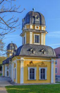 Ein Must-See in Franken ist die Stadt Würzburg. Neben der Residenz fordert auch das Juliusspital einen Besuch ein. Sehr zu recht. Hier die Alte Anatomie des Juliusspitals. (#5)