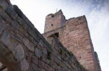 Kloster Schwarzenberg in Scheinfeld: Eine erholsame Auszeit für die ganze Familie. Hier im Bild Burg Hiltpoltstein, ebenfalls im südlichen Steigerwald gelegen.