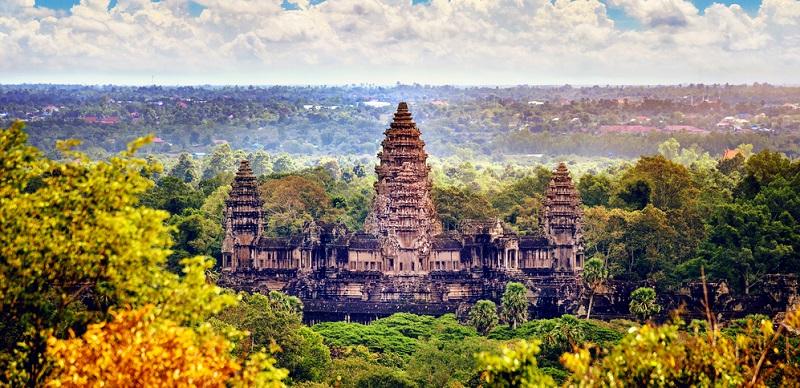 Südostasien und seine Strände: Kambodscha