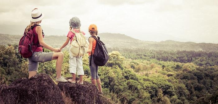 Wandern mit Kindern: 5 Tipps & Checkliste