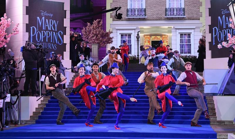 Zunächst bis August 2019 kann man die aus dem Disney-Film bekannte Musicalversion von Mary Poppins in Hamburg besuchen.