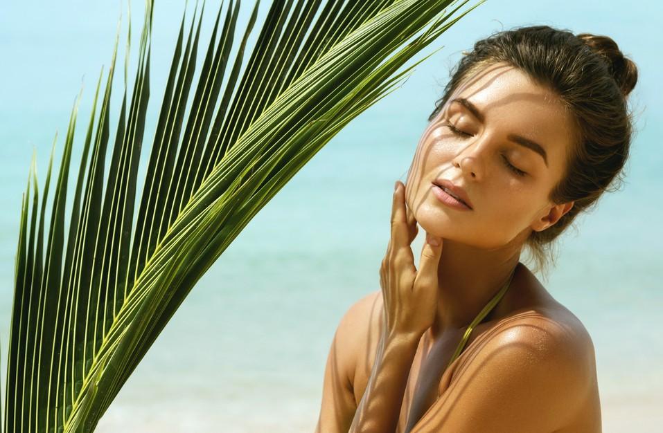 Trifft ein Strahl der Sonne unsere Haut, macht sich sogleich ein Gefühl der Wärme breit. Die gefühlte Temperatur steigt. (#2)