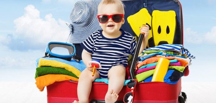Reisen mit Baby: Garantie für eine unvergessliche Zeit