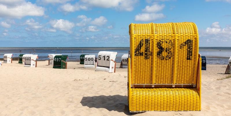 Egal, ob es sich um einen Kuraufenthalt in Schillig handelt oder ob die ganze Familie Wellness und Strand genießen will: Die Freizeit ist hier in jedem Fall gesichert.