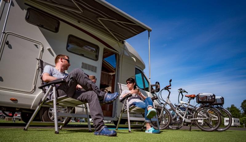 Wremen: Wer mag, wohnt auf dem örtlichen Campingplatz und genießt ein wenig Abenteuerfeeling. (#01)