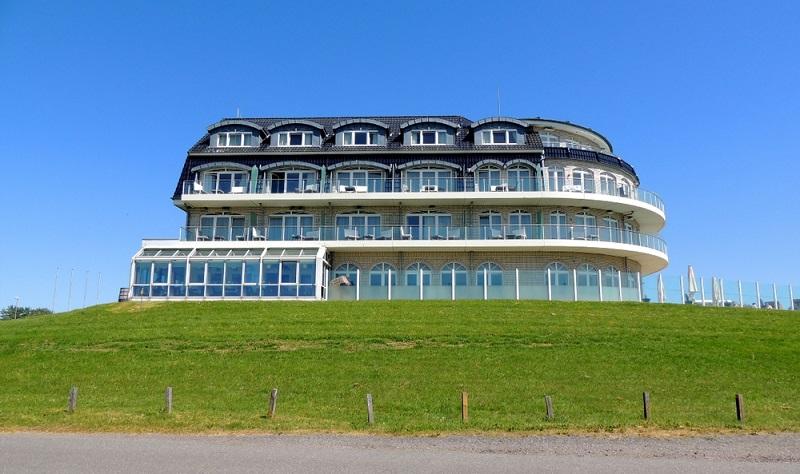 Das Hotel Deichgraf in der Nähe von Wremen (#02)