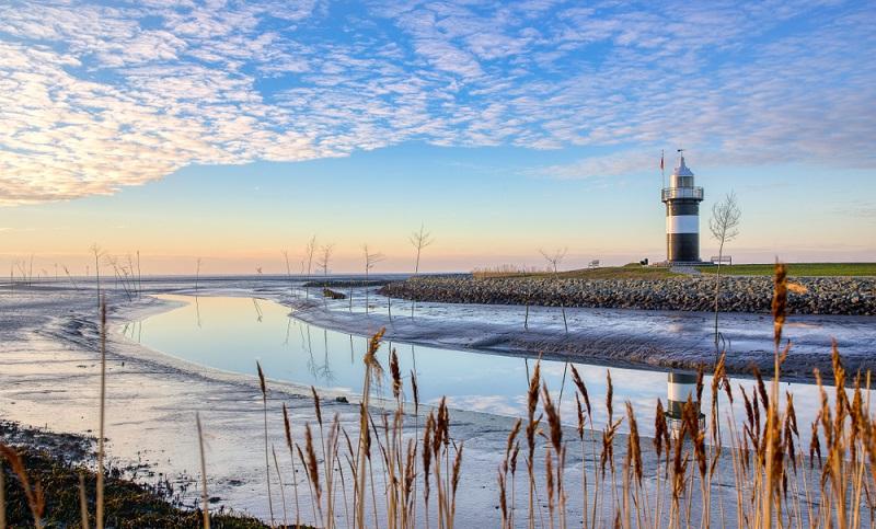 Der heutige Kleine Preuße ist ein Nachbau des ursprünglichen Leuchtturms und er dient nicht als Seezeichen. (#04)