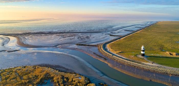 Wremen: Da urlaubt Familie an der Nordsee