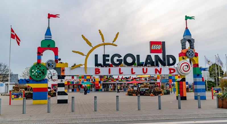 Für Familien ein Pflichtbesuch: Das Legoland Billund Resort!