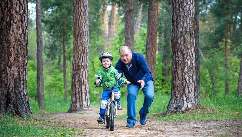 Ein Generationen-Urlaub mit den Großeltern sorgt bei den Enkelkindern für unvergessliche Momente.