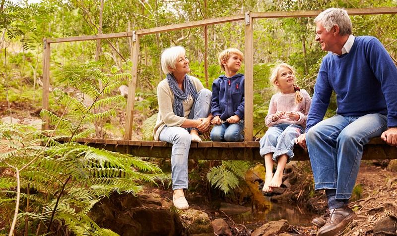 Es gibt also viele gute Gründe, die Kinder mit den Großeltern verreisen zu lassen.