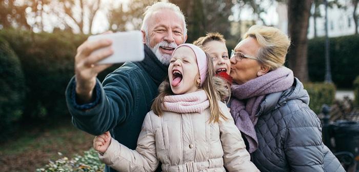 Großeltern: Unvergessliche Zeit für Oma, Opa und Enkelkinder