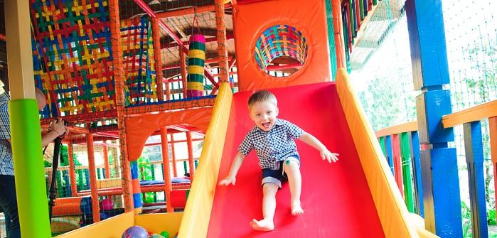 Indoorspielplatz: Ferienspass für Kinder in jedem Alter