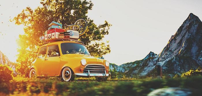 Reisen mit dem Auto: Greift die Versicherung auch im Ausland? (Foto-Shutterstock: _Vadim Georgiev)