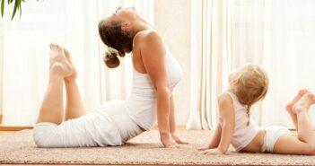 Sport mit Baby? 7 Tipps, damit es Mama und Baby richtig gut tut ( Foto: Shutterstock- SvetlanaFedoseyeva )