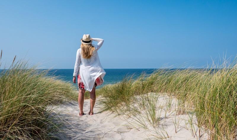 Der Meerblick Kampen ist das absolute Highlight von jedem Urlaub auf Sylt.  ( Foto: Shutterstock-Animaflora PicsStock)