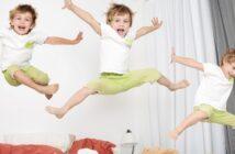 """Übernachtungsparty """"Jungs"""":11 Ideen für angehende Rambos (Foto: Shutterstock-Ulza )"""